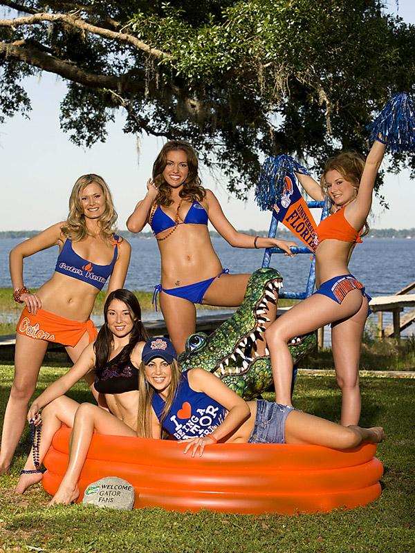 hot young cheerleaders
